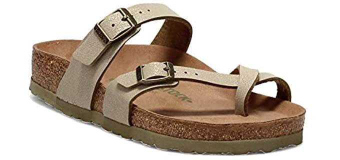 Birkenstock Women's Mayari - Sandals for Narrow Feet