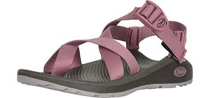Chaco Women's Classic Z2 - Sports Sandals for Wide Feet