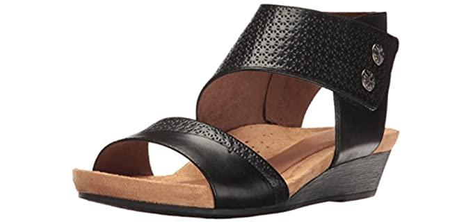 Cobb Hill Women's Hollywood - Cuff Sandals
