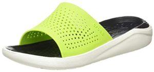 Crocs Women's LiteRide - Orthopedic Slide Sandals for Runners