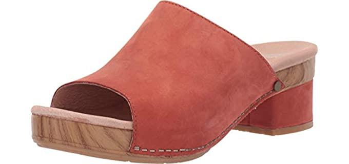 Dansko Women's Maci - Wedge Sandals