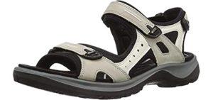 ECCO Women's Yucatan Toggle - Sports Sandal