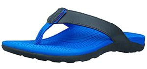 Everhealth Men's Flop - Sandal for Neuropathy