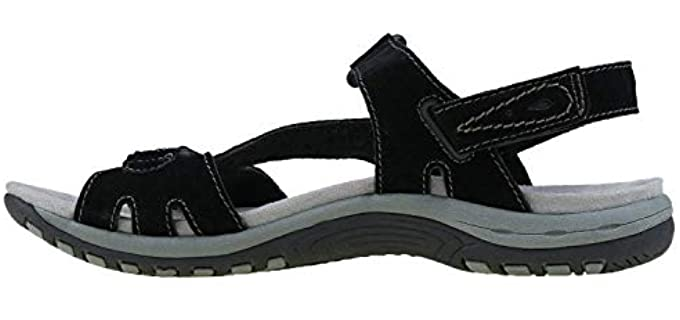 Earth Origins Women's Sophie - Sandals for Narrow Feet