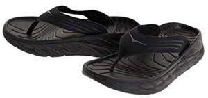 Hoka One Men's Ora - Runners Recovery Slide Sandal