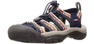 Keen Women's Newport H2 - Heel Spur Hiking Sandal