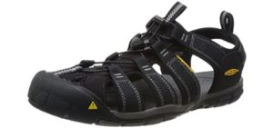 Keen Men's ClearWater CNX - Sandal for Snorkeling