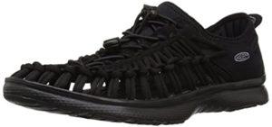 Keen Men's Uneek - Sandals for Achilles Tendonitis