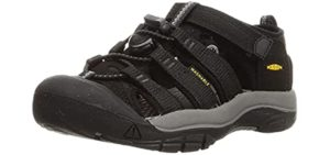 Keen Boys's Newport H2 - Sandal for Toddlers