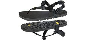 Luna Men's Mono - Durable Sandal with  Zero Drop Sole
