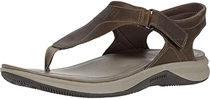 Merrell Women's Tideriser - Sports Sandals with T-Strap