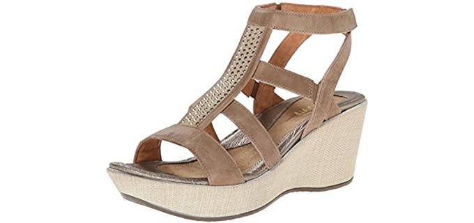 Naot Women's Mystery - Dress Wedge Sandal