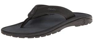 Olukai Men's Ohana - Orthopedic Arch Support Flip Flops
