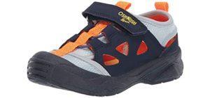 OshKosh Boys's Emon - mesh Uppers Toddlers Sandal