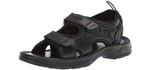 Propet Men's Casual - Comfort Sandals for Hallux Rigidus