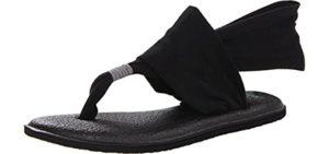 Sanuk Men's Yoga Sling - Zero Drop Sandal