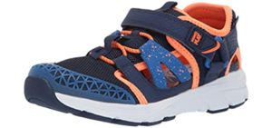 Stride Rite Boys's Made2Play - Fisherman's Toddlers Sandal