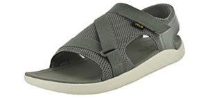 Teva Men's Terra Float Knit - Closed Sandal for Hiking