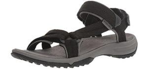 Teva Women's Terra Fi Lite - Leather Hiking Sandal
