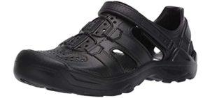Teva Men's Omnium Drift - Sandals for Backpacking