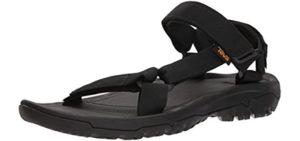 Teva Men's Hurricane XLT 2 - Outdoor Sandals for Flat Feet