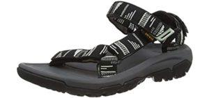 Teva Women's Hurricane XLT 2 - Outdoor Sandals for Plantar Fasciitis