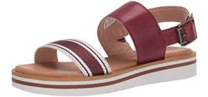 Timberland Women's Adley Shore - Sandal for Sesamoiditis