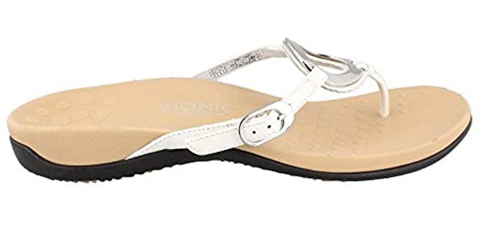 Vionic Women's Karina - T-Strap Sandals