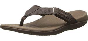 Vionic Men's TideRider - Flip Flop Sandals