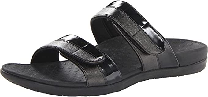 Vionic Women's Shore - Orthaheel Technology Sandals for Bunions