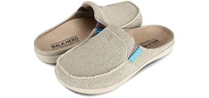 Walk Hero Women's House - Slippers for Supination