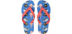 Ataiwee Boy's beach - Flip Flops for Kids