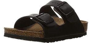 Birkenstock Boys's Arizona - Sandal for Kids
