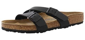Birkenstock Men's Yao - Sandal with a Narrow Fit