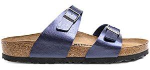 Birkenstock Men's Sydney - Sandal with Soft Footbed