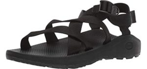 Chaco Men's Z Cloud Banded - Smelly Feet Hiking Sandal