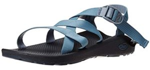 Chaco Women's Z Cloud Banded - Smelly Feet Hiking Sandal