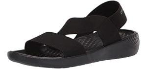 Crocs Women's LiteRide - Comfort Sandal for the Elderly