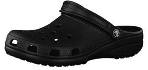 Crocs Men's Duet Sport - Sandals for Plantar Fasciitis