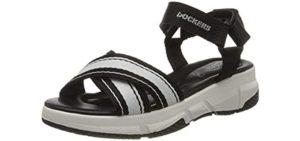 Dockers Women's Gerli - Sandal for Walking
