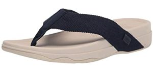 FitFlop Men's Surfer - Sandals for the Beach