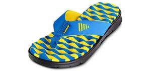 Gone for a Run Women's PR Sole - Massage Sandals