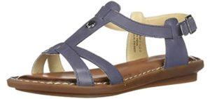 Hushpuppies Women's Olive - Orthopedic Sandal