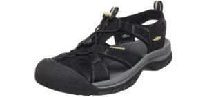 Keen Men's Venice H2 - Sandal for the Beach