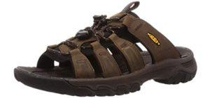 Keen Men's Targhee 3 - Slide Sandal for Men and Women