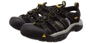 Keen Men's Newport H2 - Sandals for Hammer Toes