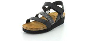 NAOT Women's Krista - Open Toe Comfort Sandals