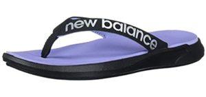 New Balance Women's 340V1 - Memory Foam Flip Flops