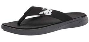 New Balance Men's 340V1 - Memory Foam Flip Flops