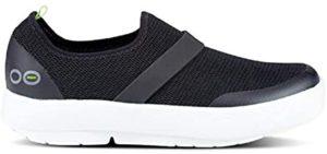 Oofos Men's OOmg - Recovery Shoe